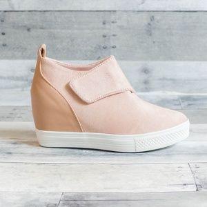 Shoes - 'Penelope' Wedge Sneaker
